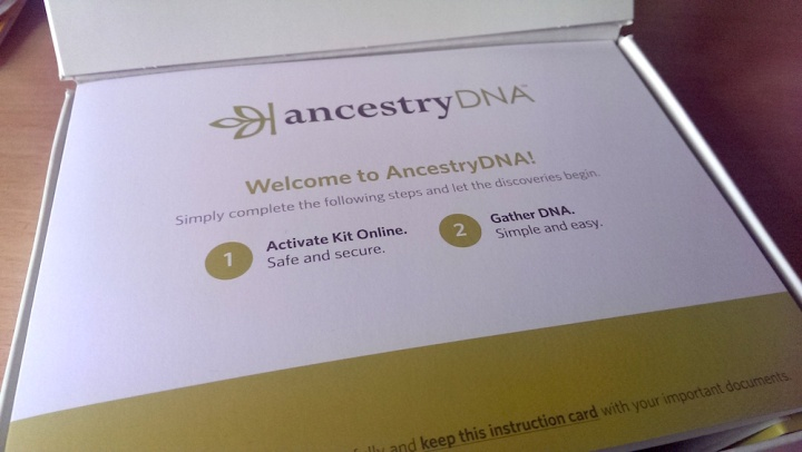 AncestryDNA Test: Surprised at What I Found